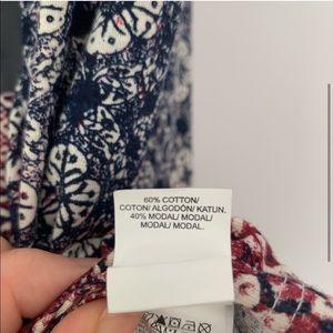 Lucky Brand Tops - Lucky Brand Boho Sleeveless Ruffled Top NWT